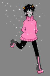Sparkly Pink Blood