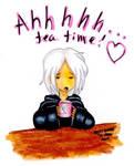 It's teatime Raistlin