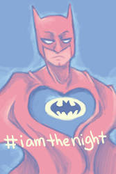 #iamthenight