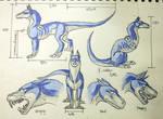 Species Development - Harpie Dragon