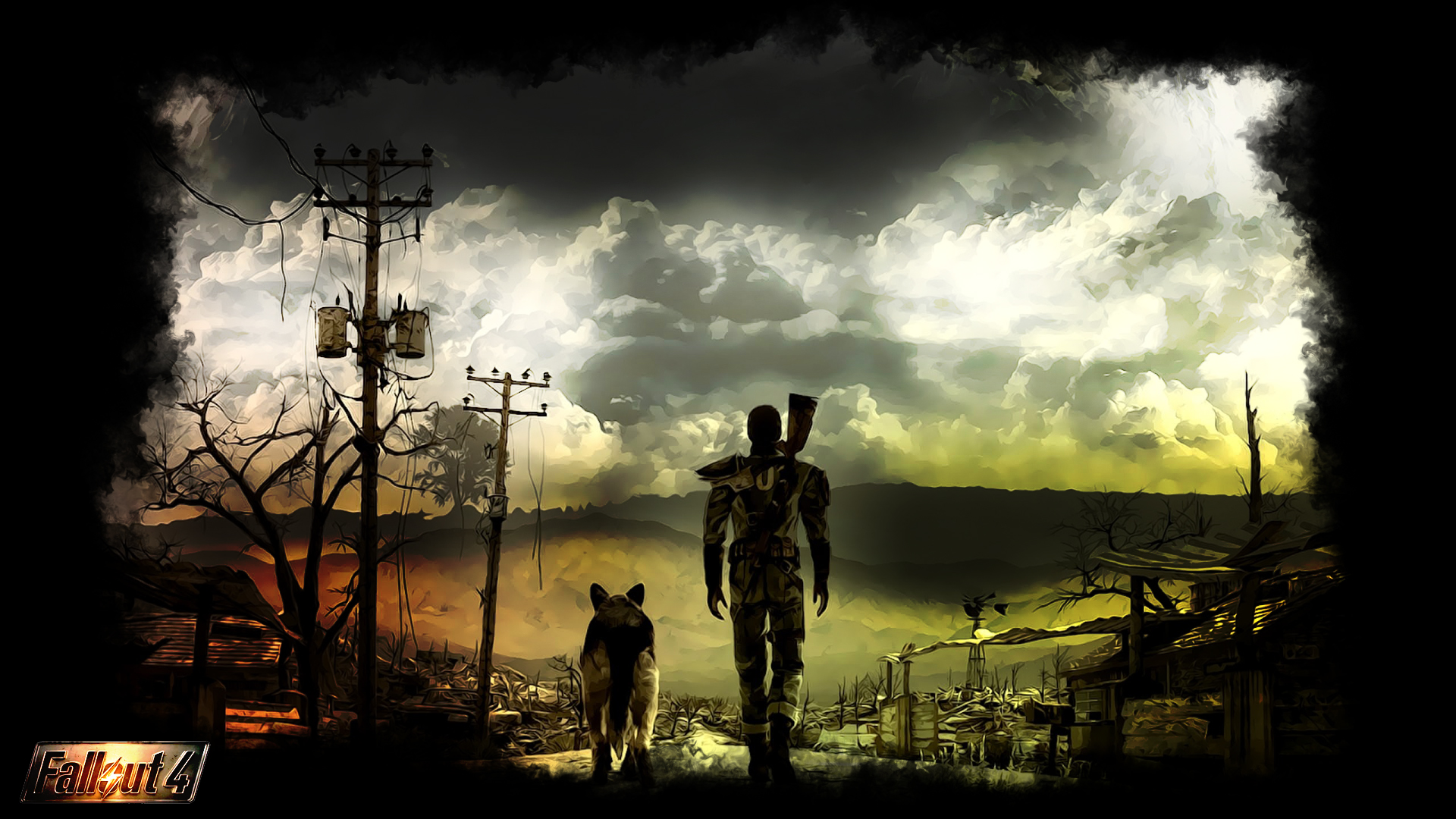 Fallout 4 Wallpaper By BeastyBeauty
