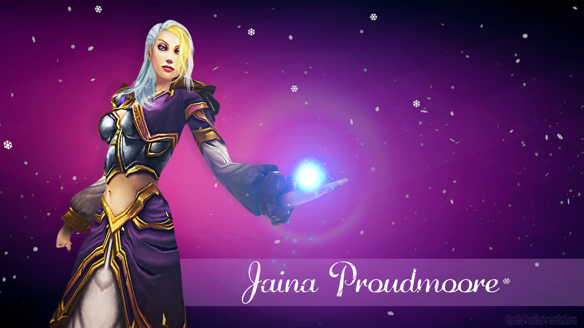 Jaina proudmoore lesbian sex exploited streaming