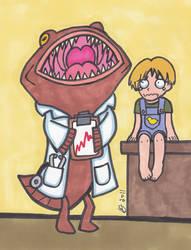 Dr. Monkfish PhD