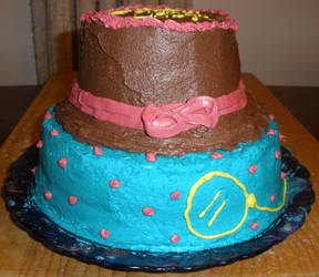 Polite Cake