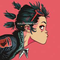 Ponytails by Bulletproof-Eggs