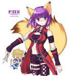 Second job---FOX