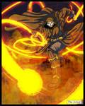 Cory Fang Flaming Whip by DesertFox088