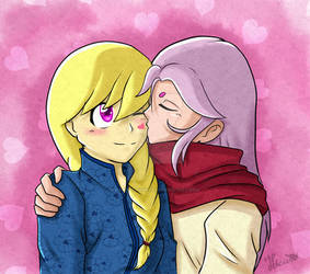 Claire and mu