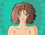 Kayla Green (w/Light Brown hair)