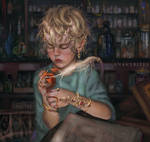The apothecary's youngest son