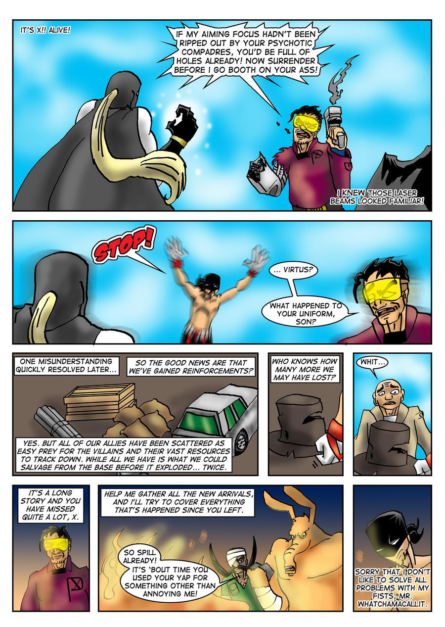 The secret chapter 8 zodiac