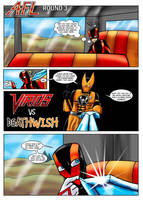 AFL 4: Virtus vs Deathwish 1 by Speedslide