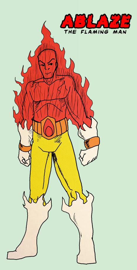 Ablaze by Speedslide