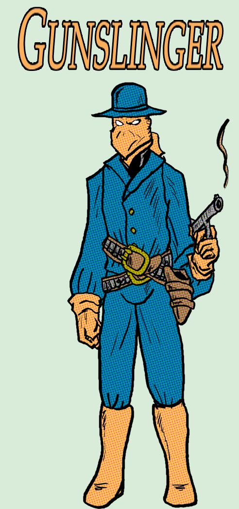 Gunslinger by Speedslide