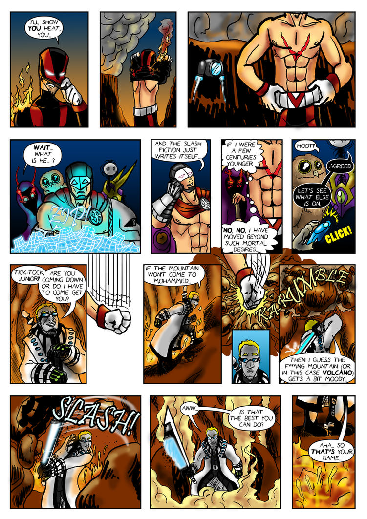 Planet AFL - Round 1 - Page 2 by Speedslide