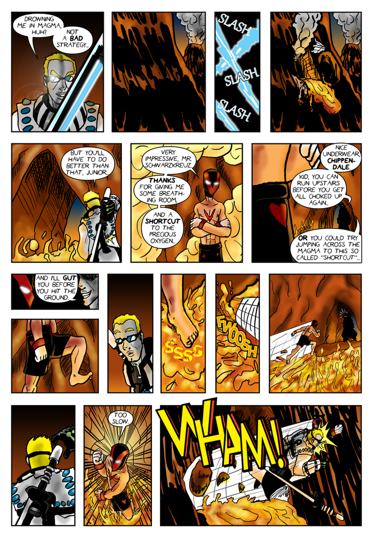 Planet AFL - Round 1 - Page 3 by Speedslide