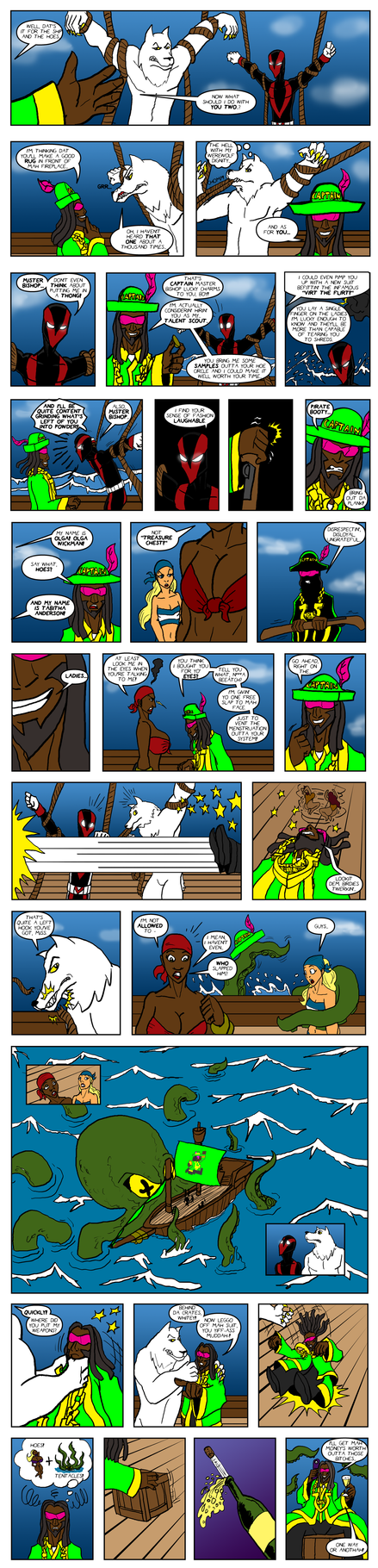 Planet AFL - Round 3 - Page 2 by Speedslide