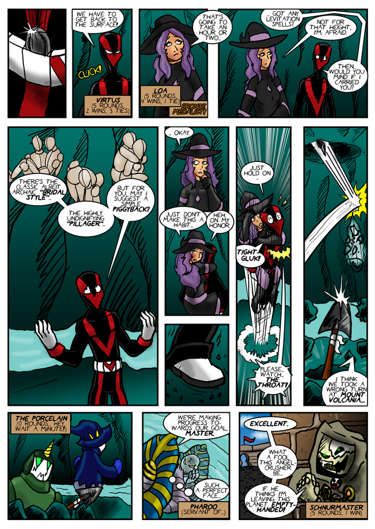 Planet AFL - Epilogue - Page 2 by Speedslide