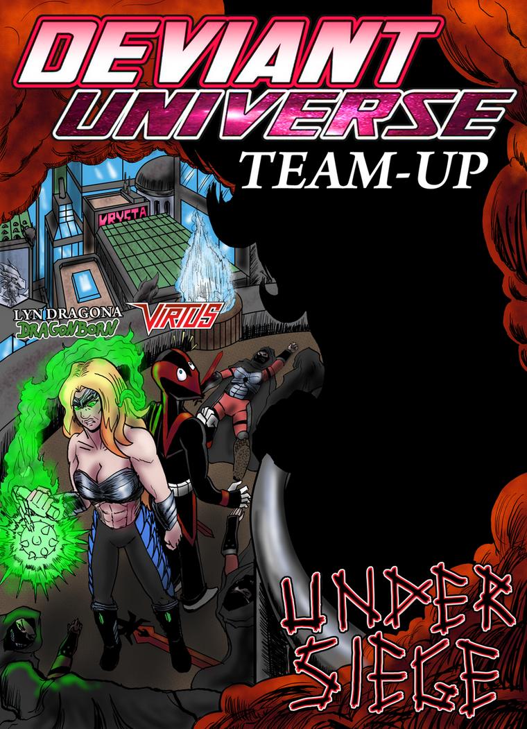 DU April: Deviant Team-Up #3 by Speedslide
