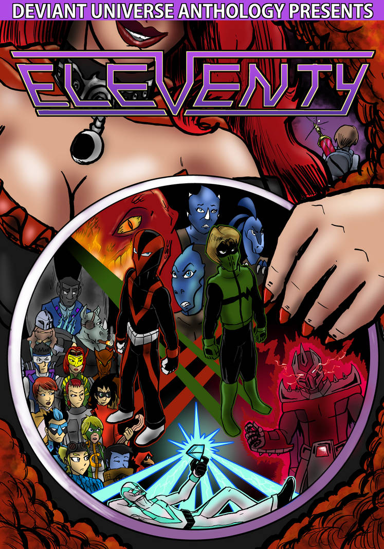 DU Anthology: Eleventy Cover