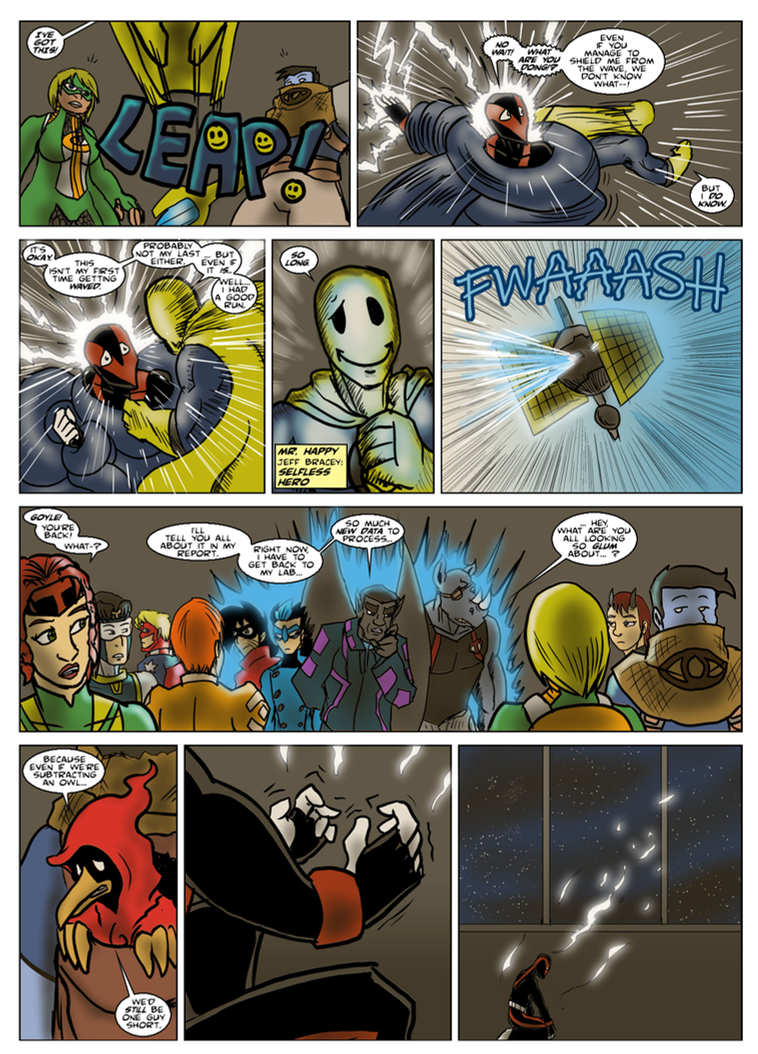 Eleventy: Chapter 1 - Page 5 by Speedslide