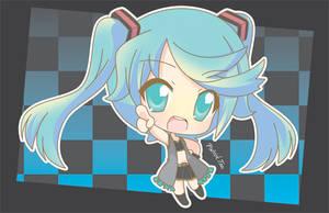 Race Queen Miku by QoCottonCandyoQ