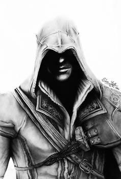 Ezio Auditore Da Firenze by Liam York