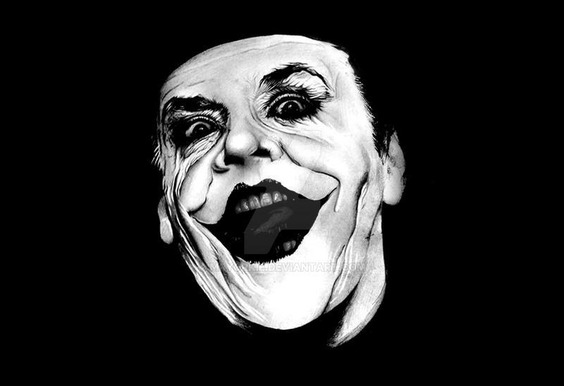 The Joker by Liam J. York by MrYorkie