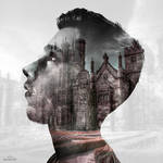 Double Exposure by Liam York by MrYorkie