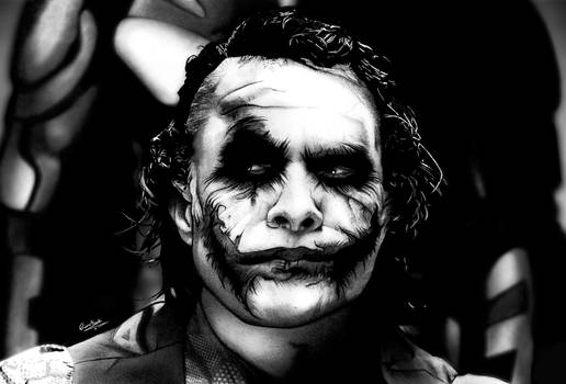 Why So Serious? by Liam J. York
