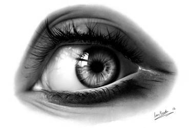 Eye See You by Liam J. York by MrYorkie