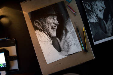 Freddy Kruger Part 3 by MrYorkie