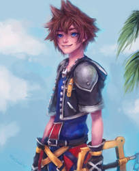 Sora by MissChibiArtist