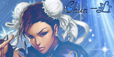 Chun-Li Signature by Shadowcatgirl09