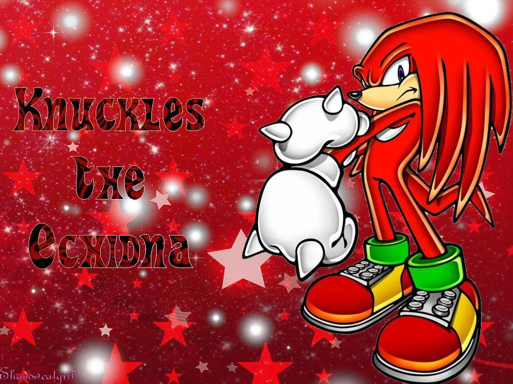Knuckles Wallpaper by Shadowcatgirl09