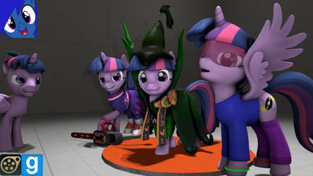 [SFM/Gmod] Twilight's 3 sets [DL]