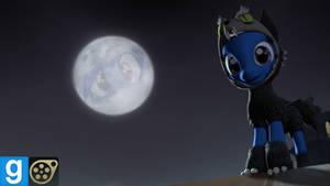 [DL:SFM/Gmod] Wolf_Costume for Ponies