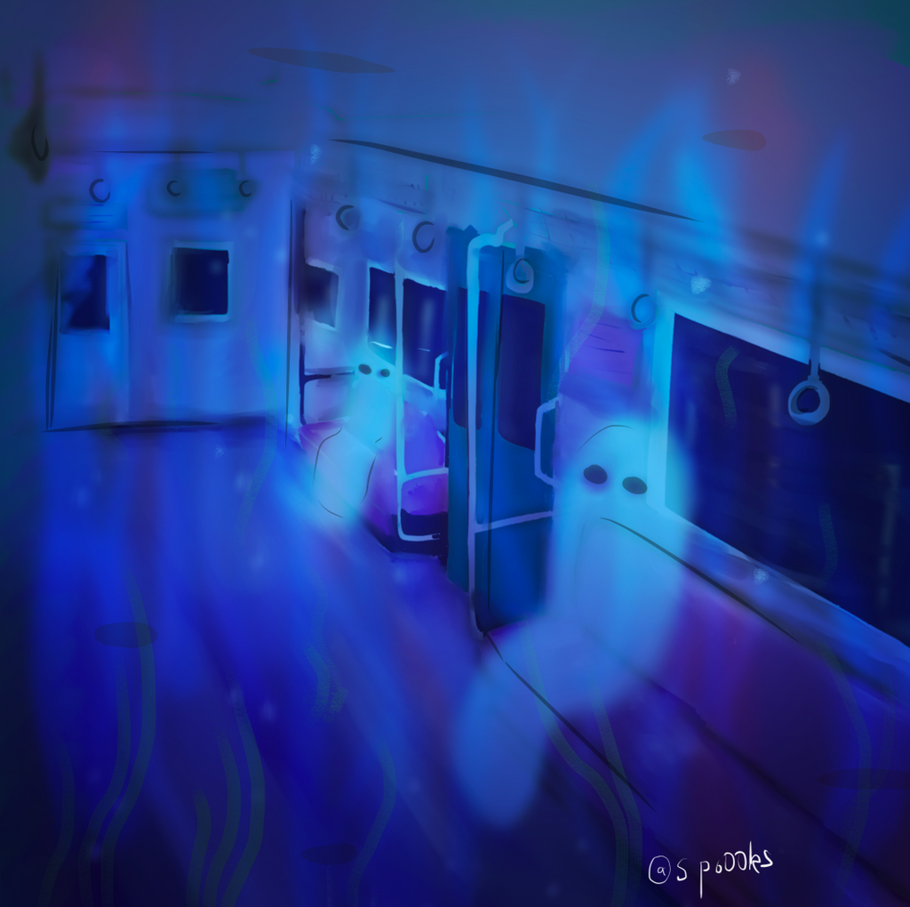 Train to the Abyss by spo00ks