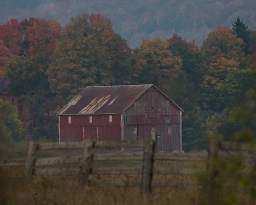 Barn at Old Baldy