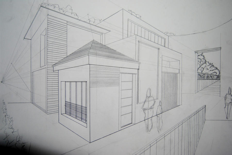 Delighful Architecture Drawing Images G In Decorating Ideas
