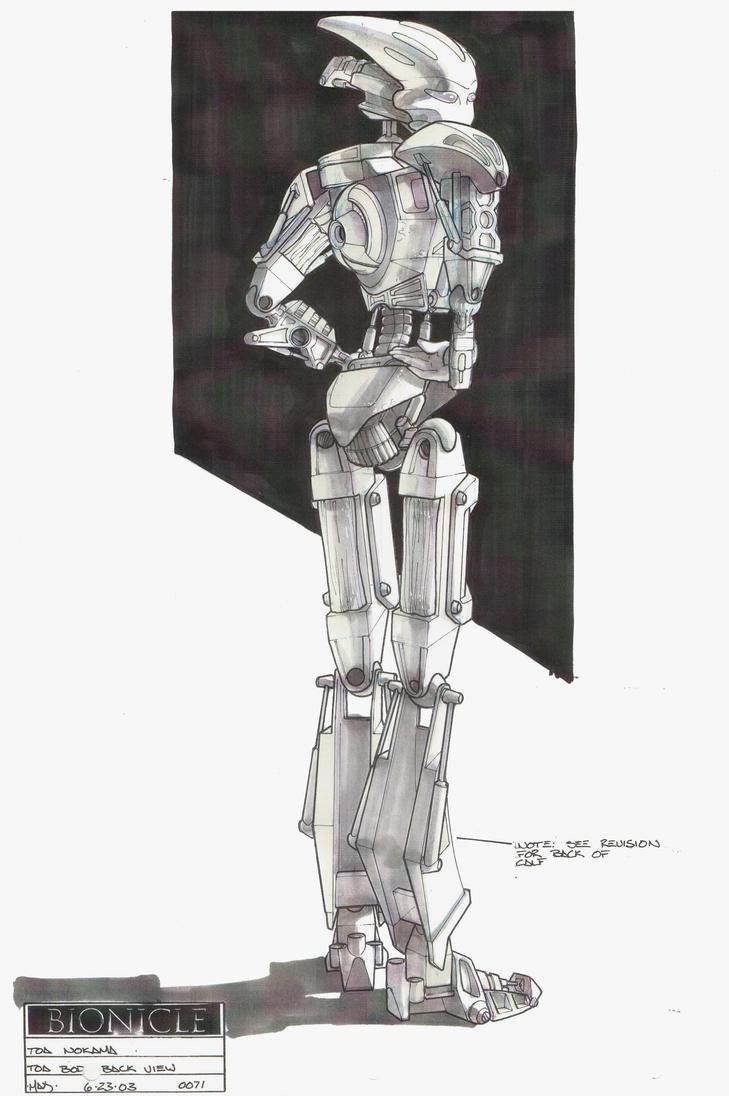 Nakoma Body Concept Back by HK-887