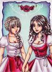 Schneeweisschen und Rosenrot - KaKAO