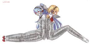 AigisxLabrys [Commission]