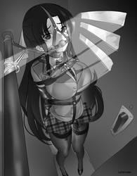[Sketch Commission #22] Nana by lumpychan
