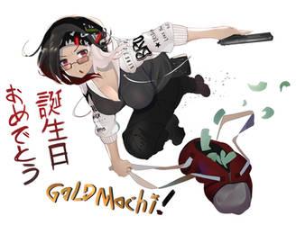 Goldmochi