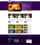Web design - Restore Skincare by azhartdesign
