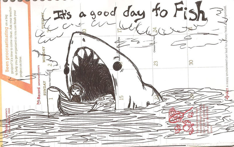 it 39 s a good day to fish by peepoland on deviantart On is it a good day to fish