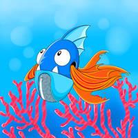 Aquarius Fish by barebalu