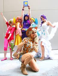 Pony Harmony Power by PosiTori