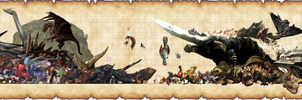 [Monster Hunter] Size Scale Taille